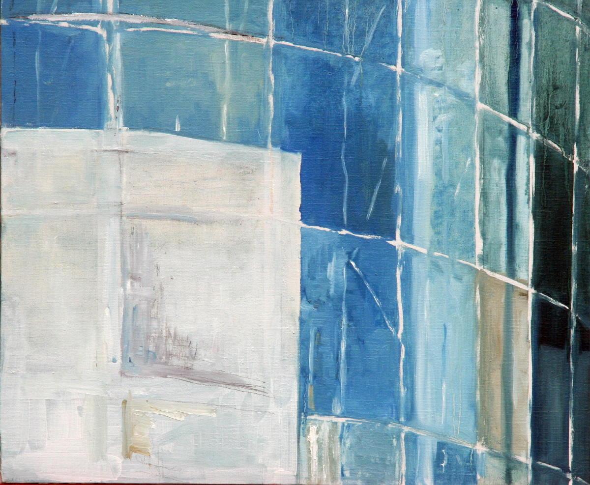 Front | Olieverf op doek | 50 X 60 cm | Particuliere collectie